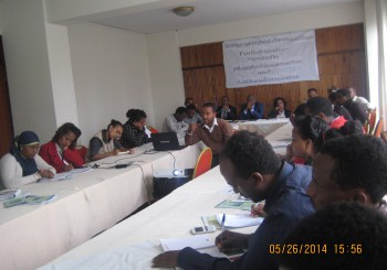 Workshop for Health Journalists