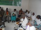 Lunch for Parkinson Patients and caregivers on April 28