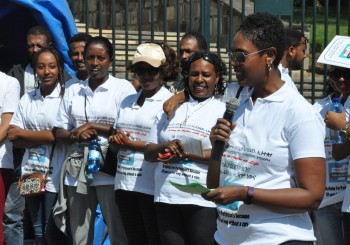 Tsega Orcutt Our Partner in Improving the lives of  Parkinson Patients in Ethiopia